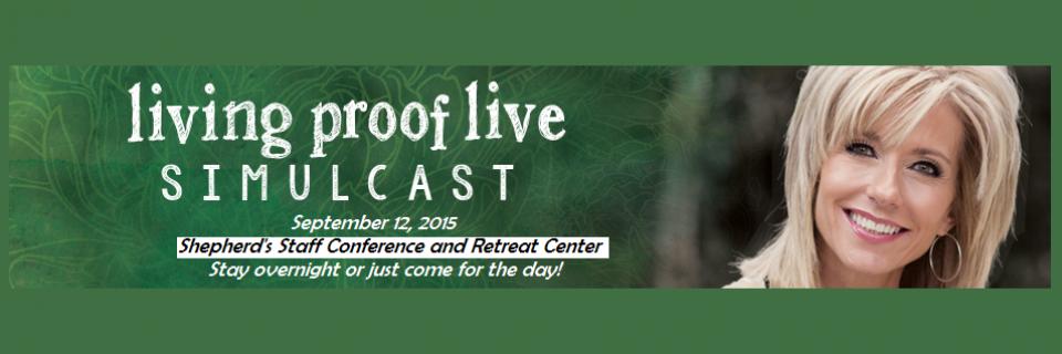 Beth Moore Simulcast  September 12, 2015