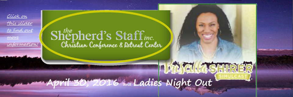 Priscilla Shirer Simulcast April 29-30, 2016
