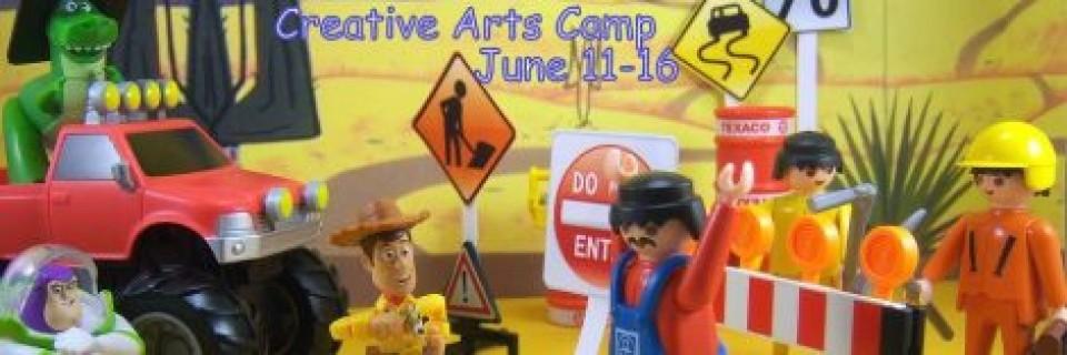 Creative Arts Camp 2017