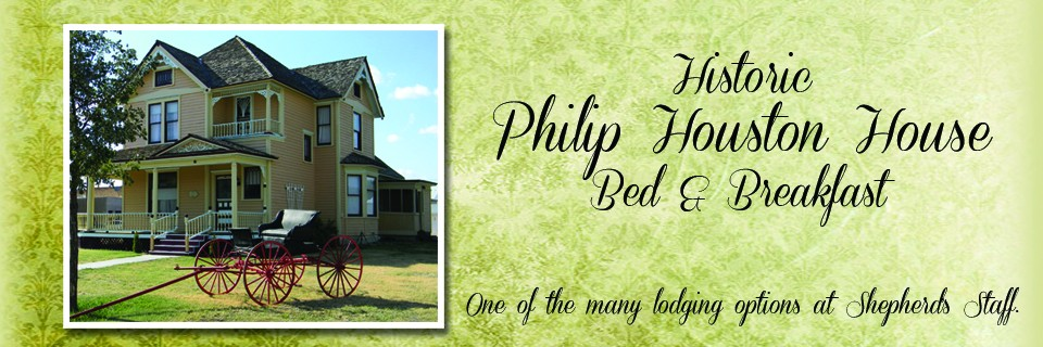 Historic Philip Houston House