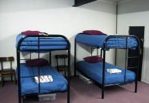 Hiram Hall bunks